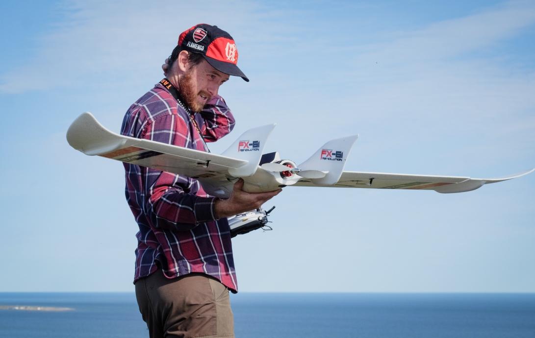 8 SAB Flying Fixedwings